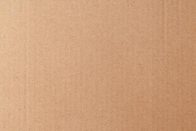 デザインアート作品の古いビンテージパターンでリサイクル紙箱の茶色の段ボールシート抽象、テクスチャ。