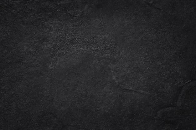 Темно-серая черная текстура шифера, предпосылка естественной черной каменной стены.