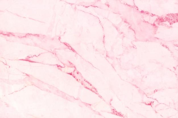 Розовый мрамор текстуры фона в естественном дизайне