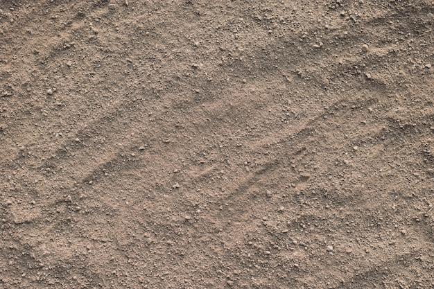 乾燥した土壌は、ほこり、土壌テクスチャ背景に変わりました。