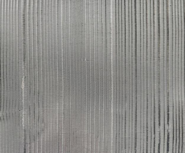 編まれた金属織物パターン