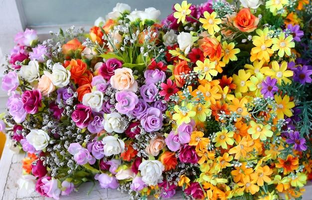 家の装飾用の造花