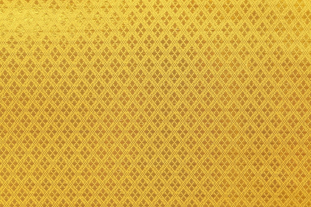 タイシルクの背景に縞模様。
