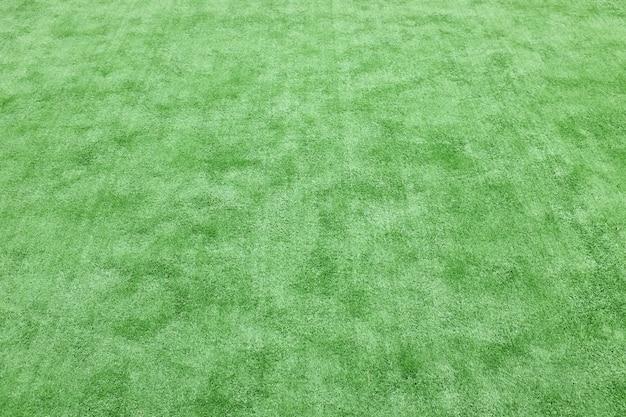 Пол из искусственной травы