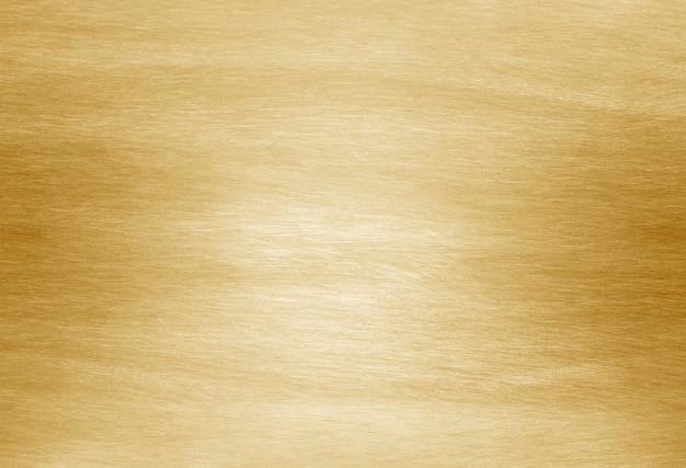 光沢のある黄色葉金箔テクスチャ