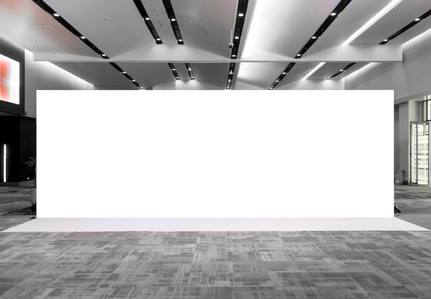 ファブリックポップアップ基本単位広告バナーメディア表示の背景、空の背景