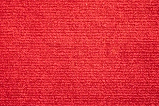 赤いベルベットの背景