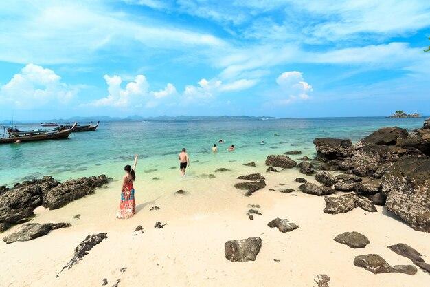 カイ島、プーケット、タイ。