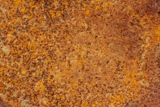 Текстура ржавчины на металлическом листе