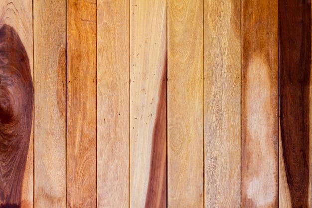 ウッドテクスチャ。デザインと装飾の古い木の板壁の背景