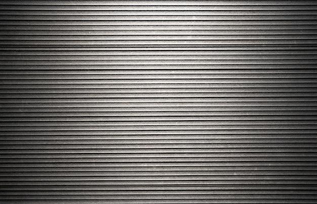 Черно-белое освещение на полосатом фоне