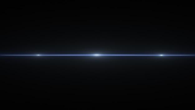 技術の背景線ブルー