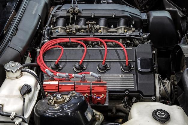 現代自動車の強力なエンジン