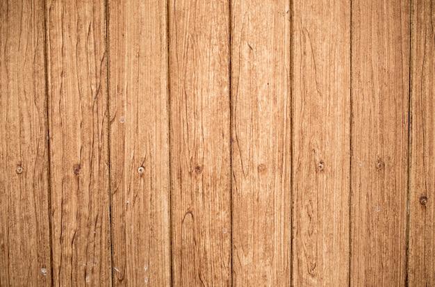 茶色の木製の壁のテクスチャ背景