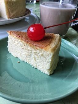 日本の綿チェスケーキ