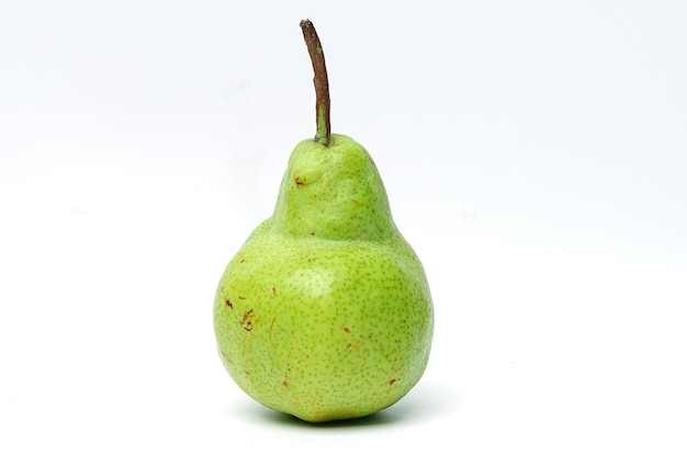 梨コンコルド緑の新鮮な果物。