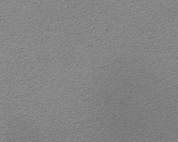背景、コンクリートの壁のための灰色のセメントの表面。