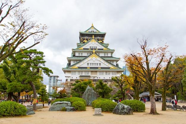 大阪城公園の大阪城