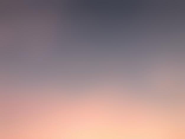 抽象的なぼやけた空ピンクの美しい。