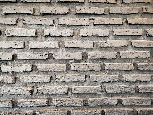古いれんが造りの壁