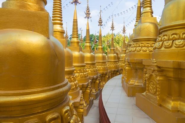 タイのパゴダ