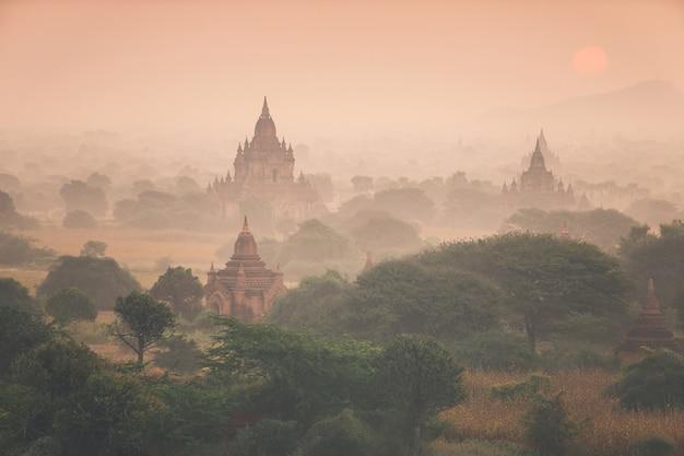 Баган в мьянме