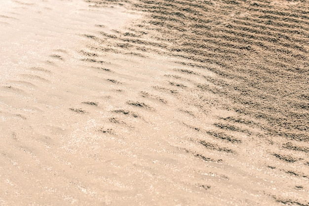 砂のテクスチャ自然の背景