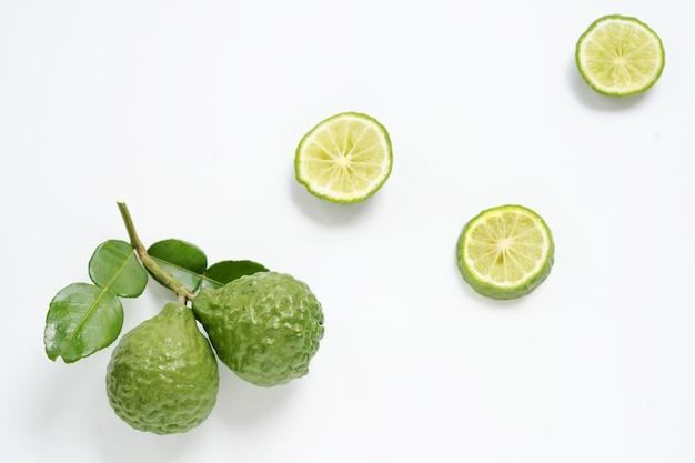 スパ用の新鮮な緑のベルガモットタイハーブ
