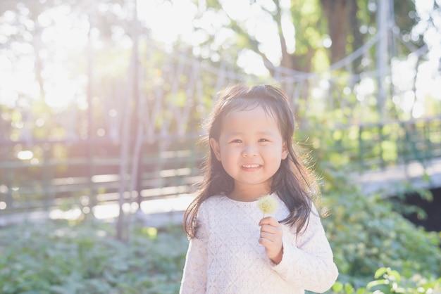 幸せな子供の性質