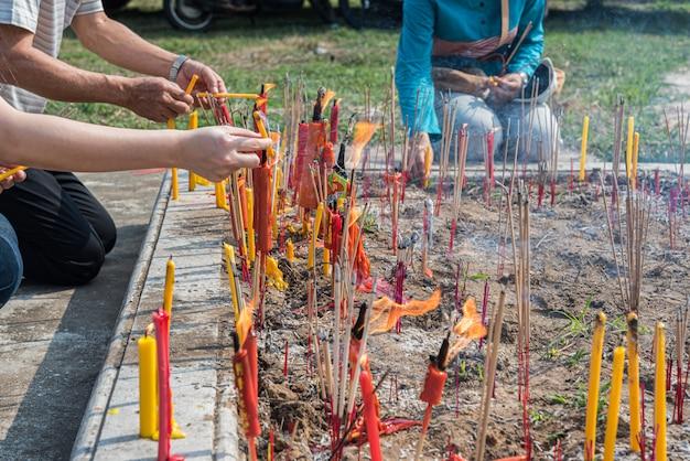 Фестиваль цинмин (цин мин), день подметания