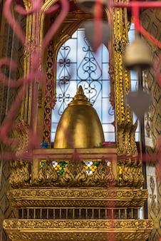 ワットラチャナダーラムとロハプラサート(鉄の城)