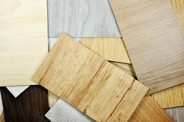 Образец деревянного ламинированного шпона для дизайна