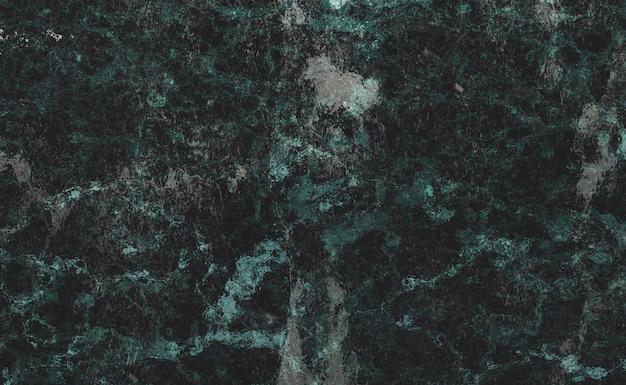 濃い緑の高級大理石のテクスチャ背景