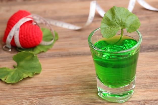 健康のためのアジアのジュース