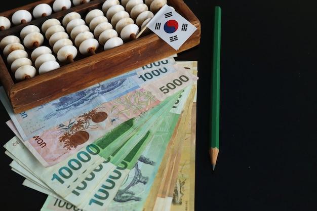 韓国の紙幣