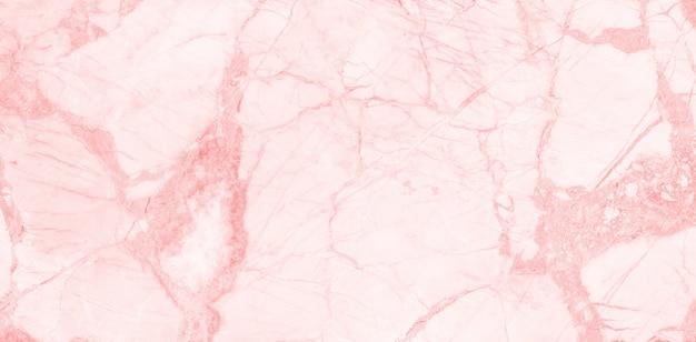 ピンクの大理石のテクスチャの背景