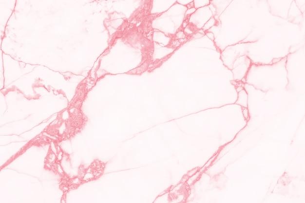 ピンクの大理石のテクスチャの背景、デザインのための抽象的な大理石のテクスチャ(自然のパターン)。