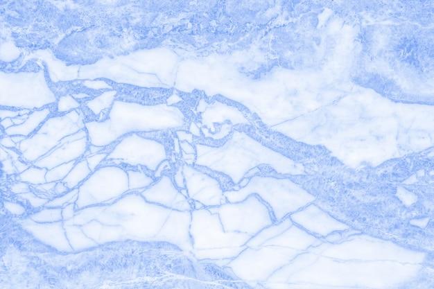 青い大理石のテクスチャ背景、抽象的な大理石のテクスチャ