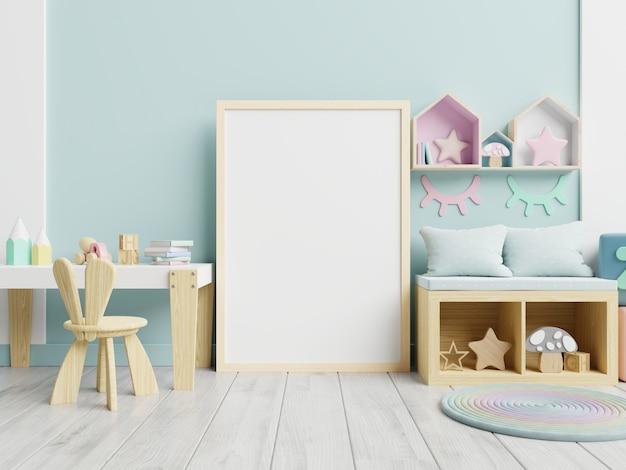 Рамка для постеров в детской комнате, детской комнате, детской