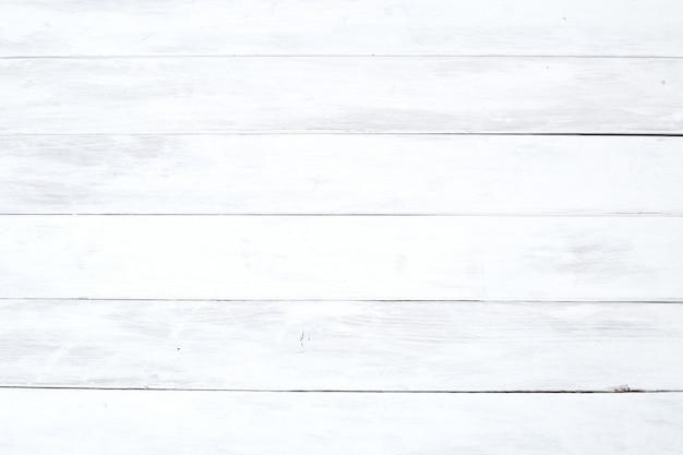 白い木の板テクスチャ、抽象的な背景、
