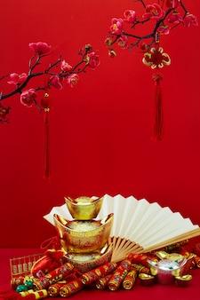 Китайское новогоднее украшение для фестиваля