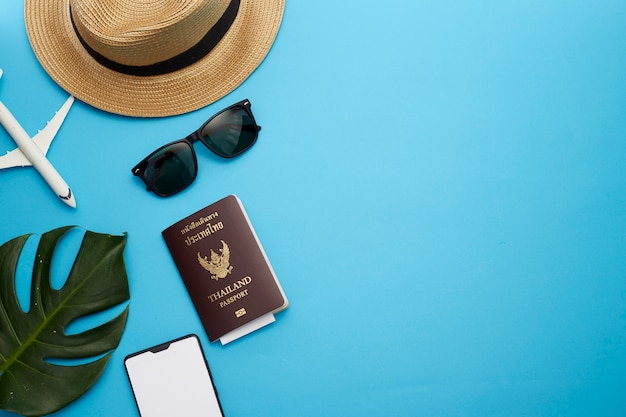 Концепция путешествий по всему миру до выхода на пенсию