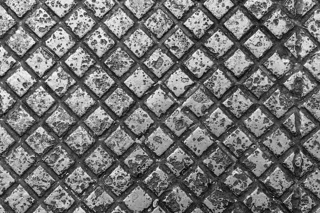 金属板シルバーカラーの質感と背景