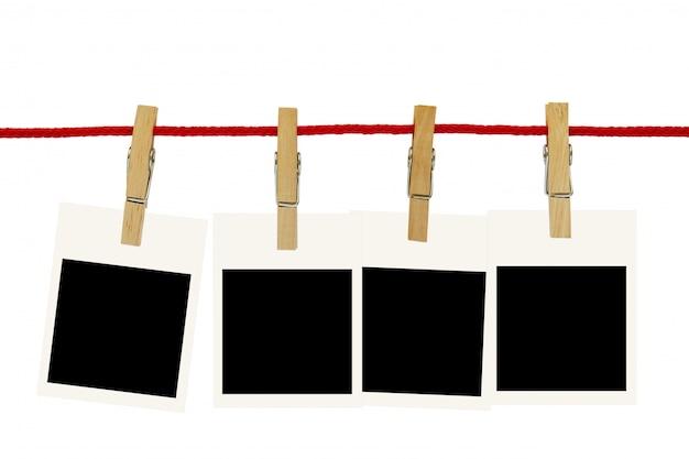 Пустые рамки для фотографий