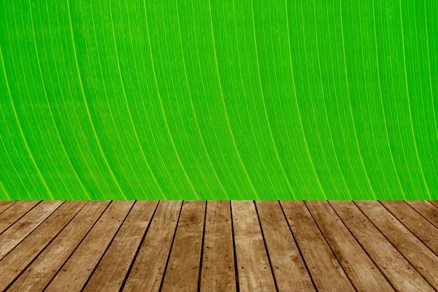 緑の葉の自然な背景の壁紙、葉のテクスチャ、テキスト用のスペースを持つ葉