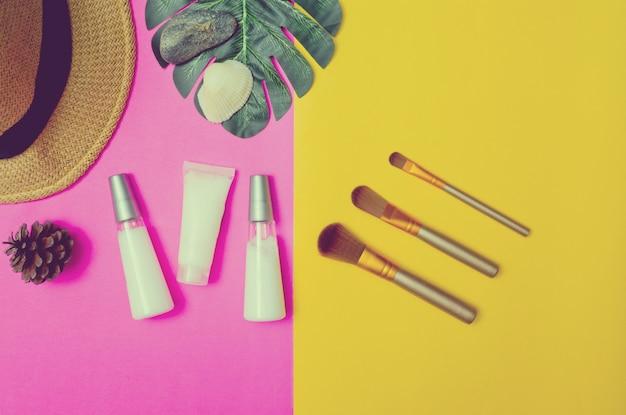 化粧ブラシ、美容