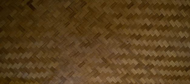 Плетение из дерева, старый деревянный фон