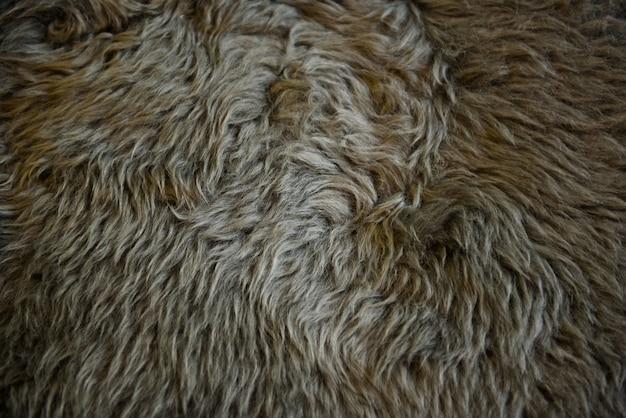 カーペットの背景、布のテクスチャの背景、茶色のカーペット