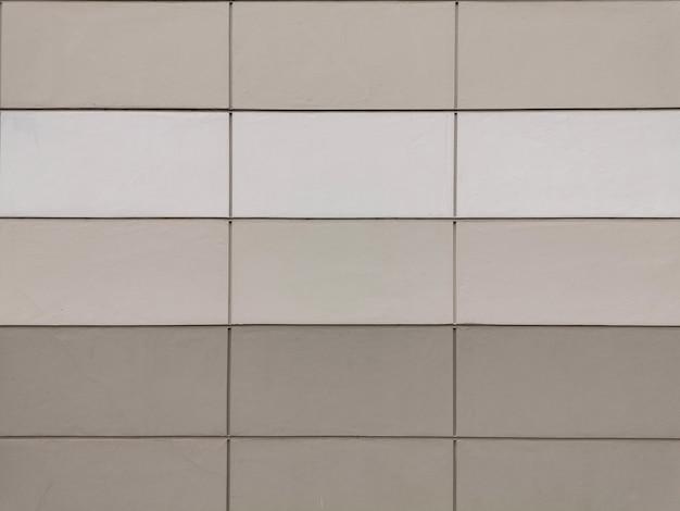 抽象的な部屋ストライプホワイト水平パターン壁の背景。