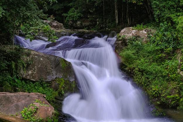 フーソイダオ国立公園、タイの滝